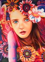 Ölbilder auf Leinwand von Hartmut Lohmann
