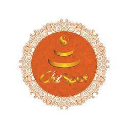 Oranger Chi-Spot (Ø: 34 cm)
